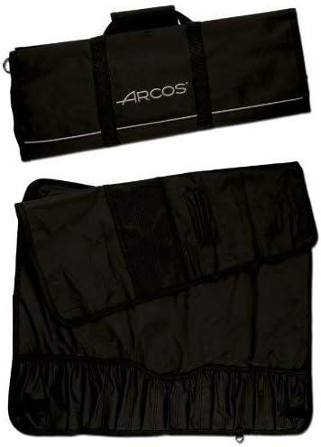 Arcos 690500 - Bolsa con 12 compartimentos para cuchillos: Amazon ...