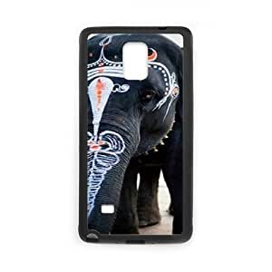 Elephant DIY Phone Case for Samsung Galaxy Note 4 LMc-15739 at LaiMc