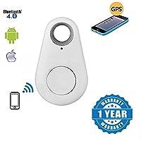 Captcha Bluetooth 4.0 Anti-Theft Alarm Device Tracker/GPS Locator/Remote Shutter and Recording (Multicolour)