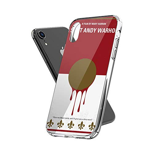 Case Phone Anti-Scratch Cover Motion Picture Based On The True Story of Valerie Solanas Who was A Movies (6.5-inch Diagonal Compatible with iPhone Xs Max)