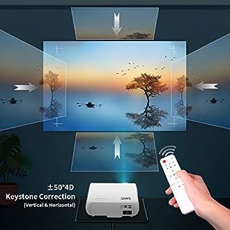 4k Projector Image