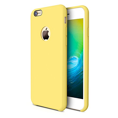 TORRAS  iPhone 6S Case/iPhone 6 Case, Liquid Silicone Rubber