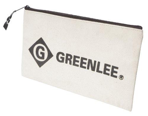 Greenlee 0158-14 Canvas Zipper Bag
