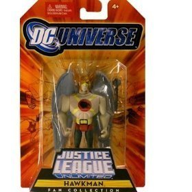 DC Universe Justice League Unlimited Fan Collection Action Figure Hawkman by DC Comics