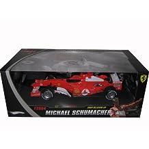 Elite Ferrari F2004 F1 Schumacher Belgium 1:18 1of5555 Diecast Car Model