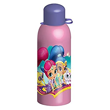 Shimmer And Shine 0 Botella plástico 600ml, 0 (CYP Imports B-10-