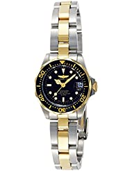Invicta Womens 8941 Pro Diver Collection Two-Tone Watch