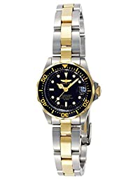 Invicta Women's 8941 Pro Diver Collection Two-Tone Watch
