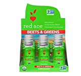 Red Ace Organic Beets & Greens Supplement, 12 - 2 Ounce