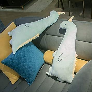 Amazon.com: Meowtastic - Cojín de peluche con diseño de ...