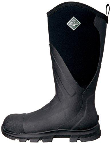 10897b9efcf Muck Grit Tall Steel Toe Men's Rubber Work Boots