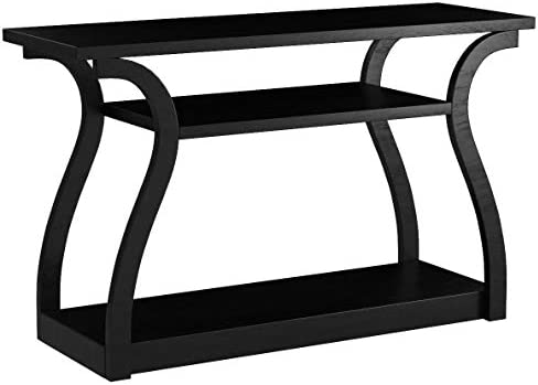 247SHOPATHOME Suzie Sofa table, black