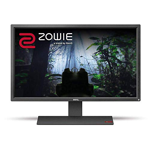 BenQ ZOWIE 27 inch Full HD Gaming Monitor - 1080p 1ms Response Time for Console, Competitive eSports Gaming (RL2755)
