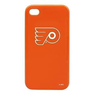 2015 CustomizedPhiladelphia Flyers Apple iPhone 4 & 4S Silicone TPU Gel Case By Tribeca