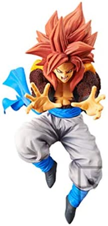 Dragonball GT Super Saiyan 4 Gogeta Kamehameha Figure Banpresto 100/% authentic