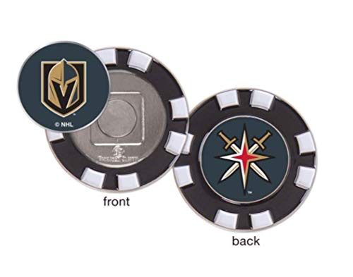 WinCraft NHL Vegas Golden Knights Poker Chip Marker