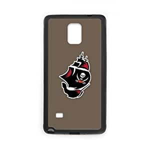 Samsung Galaxy Note 4 Cell Phone Case Black Tampa Bay Buccaneers Custom Phone Case Cover For Boys XPDSUNTR11628