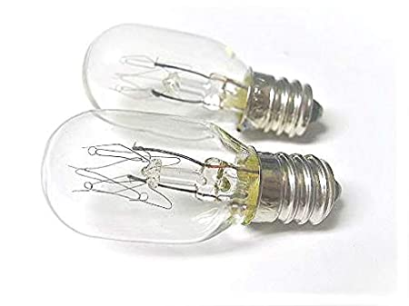 Amazon.com: Desk Daves 2 Screw in Light Bulbs Sewing Machine 15W 7/16
