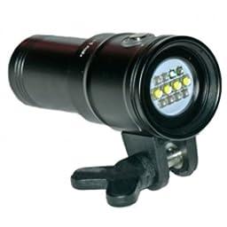 i-Torch Pro6+ LED Underwater Video Light 2800 lumens, White, Red, Purple - FL-12105