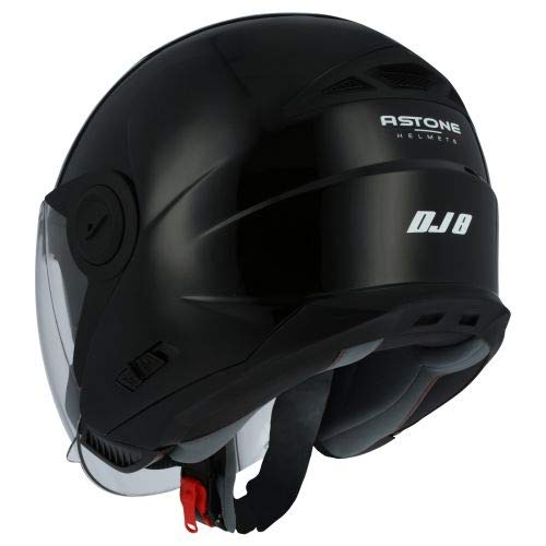 Casco de moto Jet Dj 8 DJ8M-WHL Astone Helmets