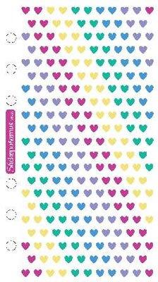 Micro Mini Hearts - Sticko Stickers-Micro Mini Hearts