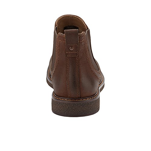 Pictures of Dockers Men's Stanwell Chelsea Boot Chocolate 5
