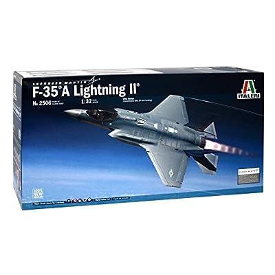 Italeri 2506Beaker 1: 32Scale Lockheed F 35Lighting II Aircraft: Toys & Games