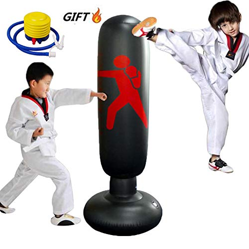 Kids Inflatable Punching Bag - xingxinqi Kids Inflatable Punching Bag 160cm