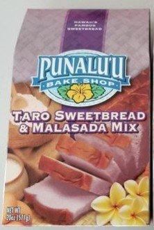 - Punalu'u Bake Shop Taro Hawaiian Sweetbread and Malasada (Donuts) Mix