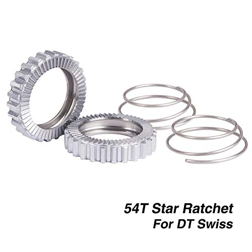 Zconmotarich Bike Bicycle 18/36/54T Teeth Star Ratchet Repair Parts for DT Swiss Hub 54T from Zconmotarich