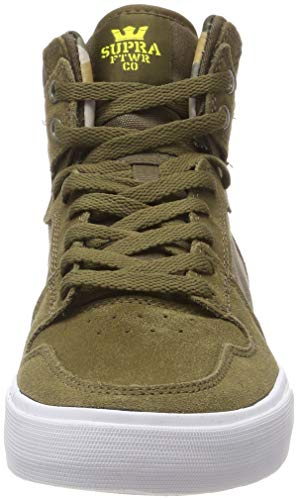 white Olive Supra Sneaker Vaider Golden LC AHgxa