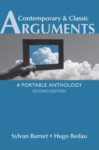 Contemporary & Classic Arguments: A Portable Anthology