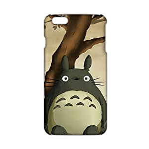 Evil-Store Lovely Totoro 3D Phone Case for iPhone 6 plus