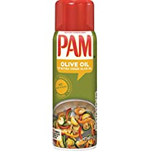 PAM Cooking Spray 100% Extra Virgin Olive Oil, 5 oz