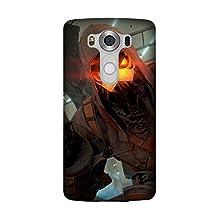 LG V10 Game Killzone: Shadow Fall Pattern Case, Slim Fit LG V10 Case
