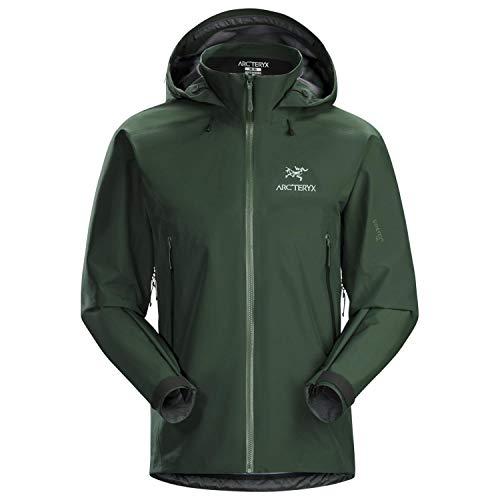 Arc'teryx Beta AR Jacket Men's (Conifer, Large)