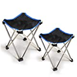Portable Children's Folding Stool Ultralight Camping Chair with Portable Outdoor, Camping, Barbecue, Backpack, Beach Sunbathing, Travel, Picnic, Festival