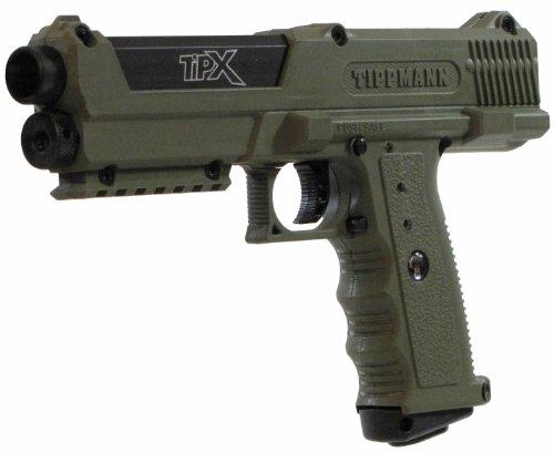 Tippmann TiPX .68 Caliber Paintball Pistol, (Tiberius Paintball Pistols)