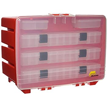 Plano molding 932 portable stowaway rack organizer for Case container 974