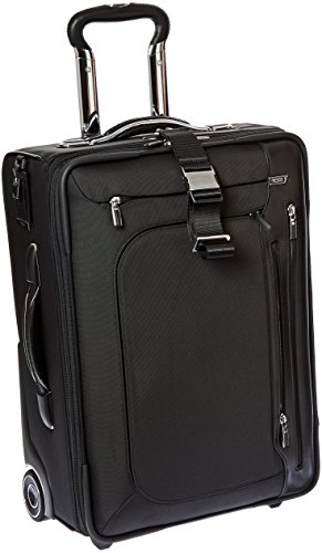 Tumi Luggage Arrive De Gaulle International Carry On, Black, One Size