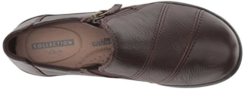 Pictures of CLARKS Women's Cheyn Clay Loafer 7.5 M US 2