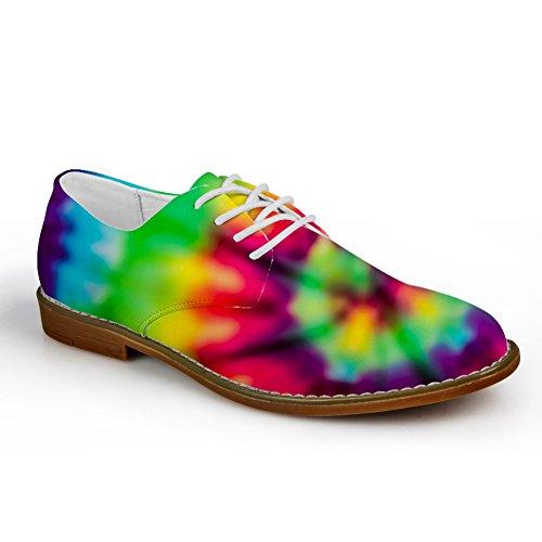 Idea Di Abbracci Colorata Moda Uomo Moda In Pianura Oxford Scarpa Colorata 5