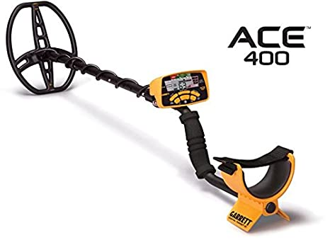 Amazon.com: Garrett Ace 400 Fall Special with Free Accessories and Pro Pointer II Pinpointer: Sports & Outdoors