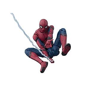 Amazon.com: Medicom MAFEX Spider-Man (Homecoming Ver ...