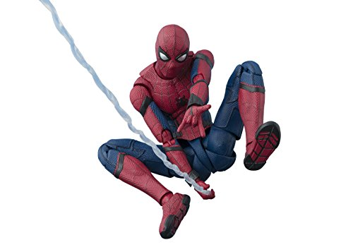 S.H. Figuarts Spider-Man (Homecoming) Approximately 145 mm ABS & PVC painted movable figure