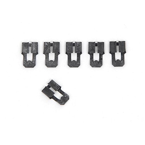 Eckler's Premier Quality Products 40164794 Full Size Chevy Door Latch Rod Clip (Door Latch Rod)