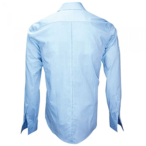 Shirt Andrew Mc AllisterDoppeltes Wire 120 Luxuxblaues 2 67IymfvYbg