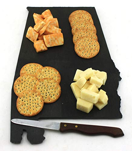 Cutting Board, Serving Tray, or Cheese Board- Personalized with Laser Engraving ()