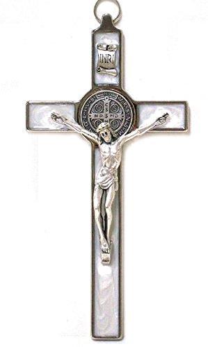 8in Crucifix - 5