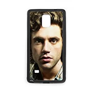 Samsung Galaxy Note 4 Cell Phone Case Black Mika
